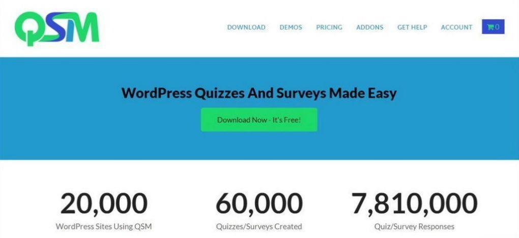 10 лучших плагинов викторины и тестов для WordPress 2019