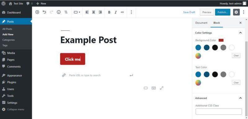 Обзор WordPress редактора Gutenberg: все плюсы и минусы, как с ним работать