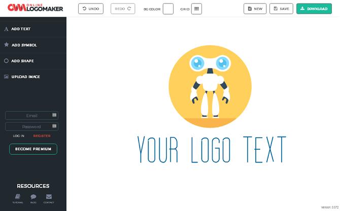 Создание логотипа: как создать свой собственный логотип сайта онлайн