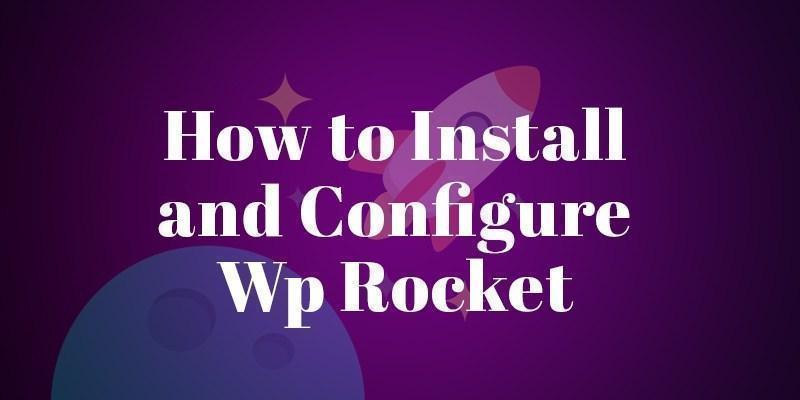 WP Rocket правильная и оптимальная настройка на сайте для кеширования