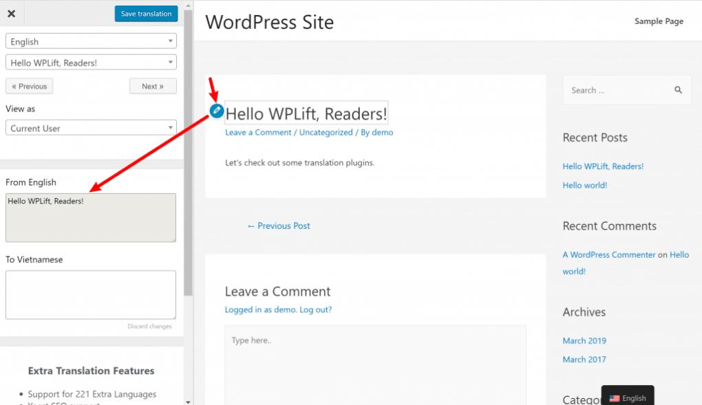 5 лучших плагинов для перевода сайта на WordPress, сравнение и описание