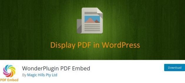 Как встроить PDF в WordPress + 7 бесплатных плагинов на выбор