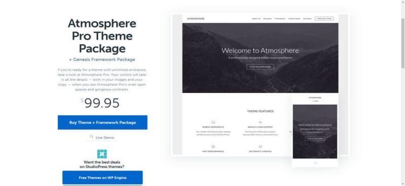 35 лучших тем сделанных на основе Elementor для WordPress 2020