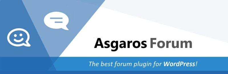 Асгарос Форум Плагин