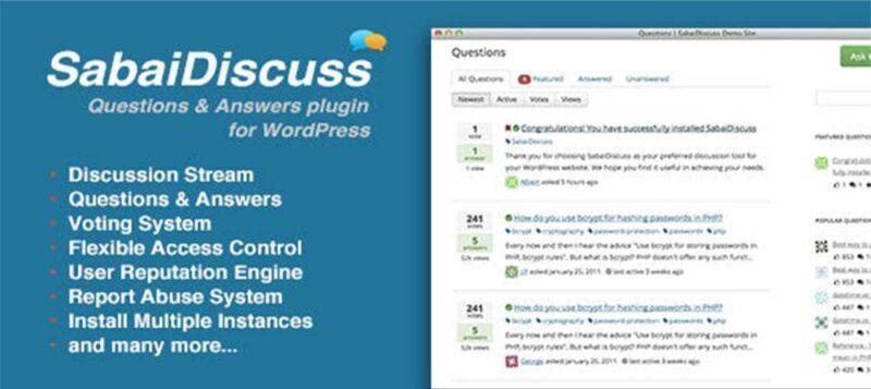 Sabai Обсудить плагин для WordPress