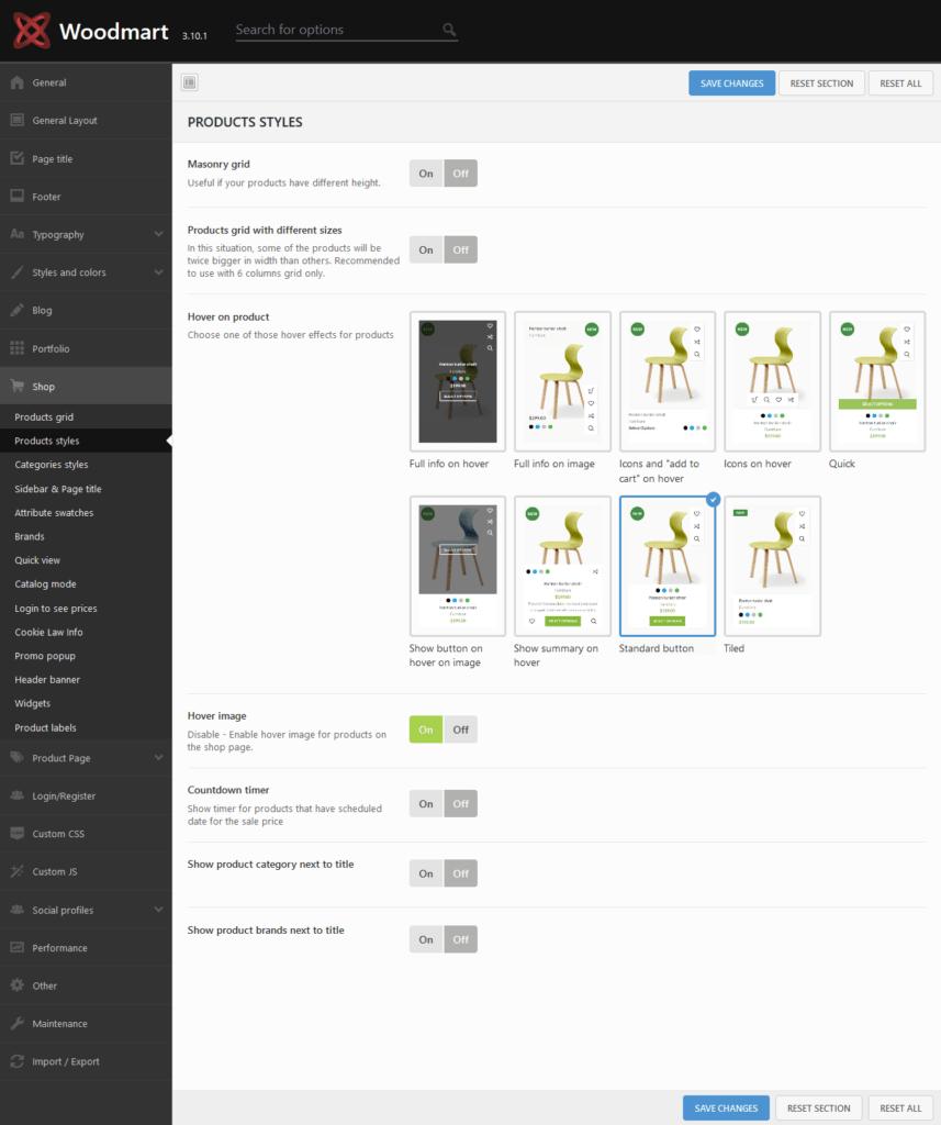 Установка, настройка, оформление темы Woodmart - учимся ставить на сайт