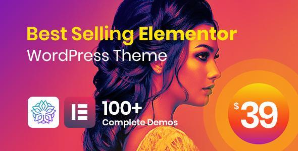 Phlox Pro многоцелевая тема WordPress от Elementor