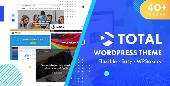 Итого адаптивная многоцелевая тема WordPress