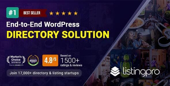 Listingpro тема каталога WordPress