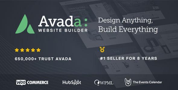 Avada   Конструктор сайтов для WordPress и Woocommerce