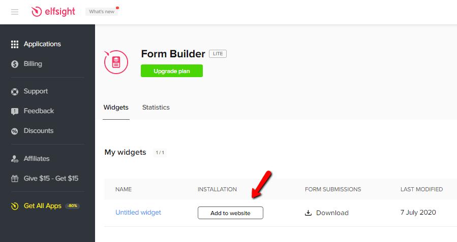 Аналог Contact Form 7 - настройка и описание премиум плагина Form Builder